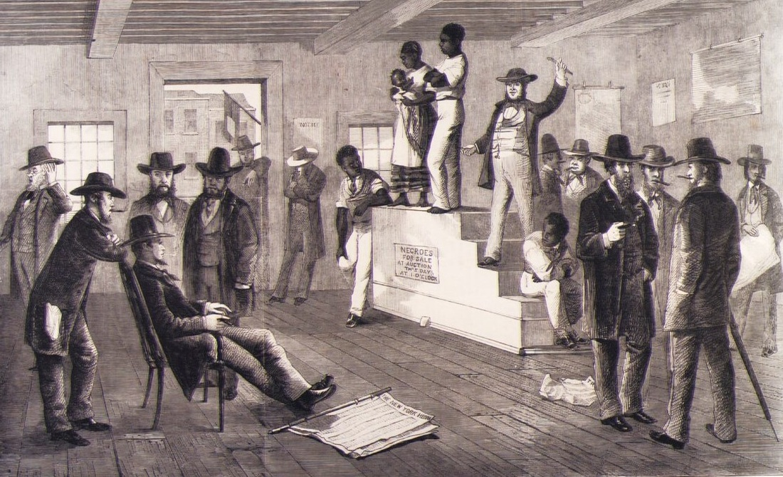 the plight of the african americans at the time when they were slaves Joseph later returned to virginia and brought african and african american slaves the plight of the africans of the slaves during the time they were.
